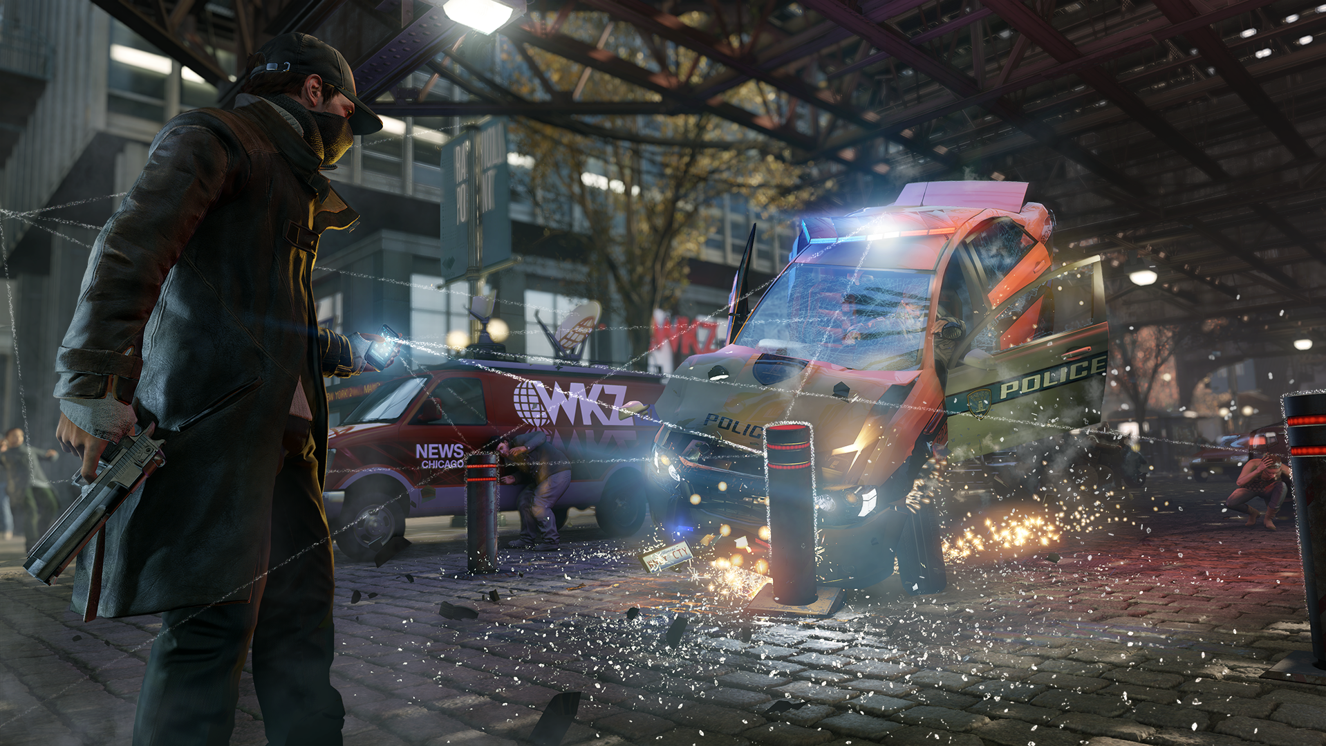 A New Screenshot for Watch Dogs