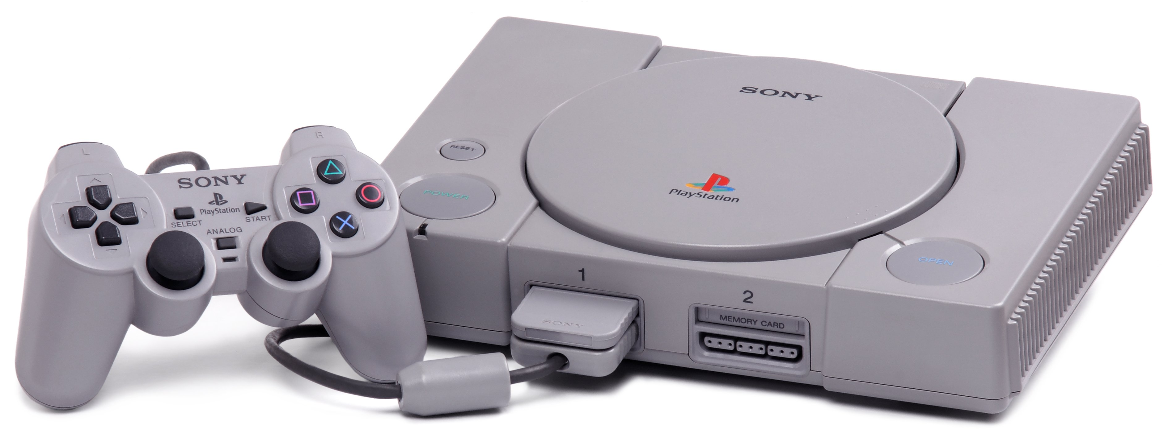 "The Original ""PlayStation"""