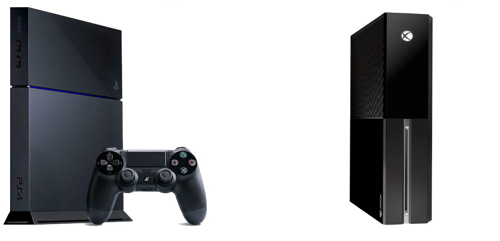 PS4-Slim---XBOX-One