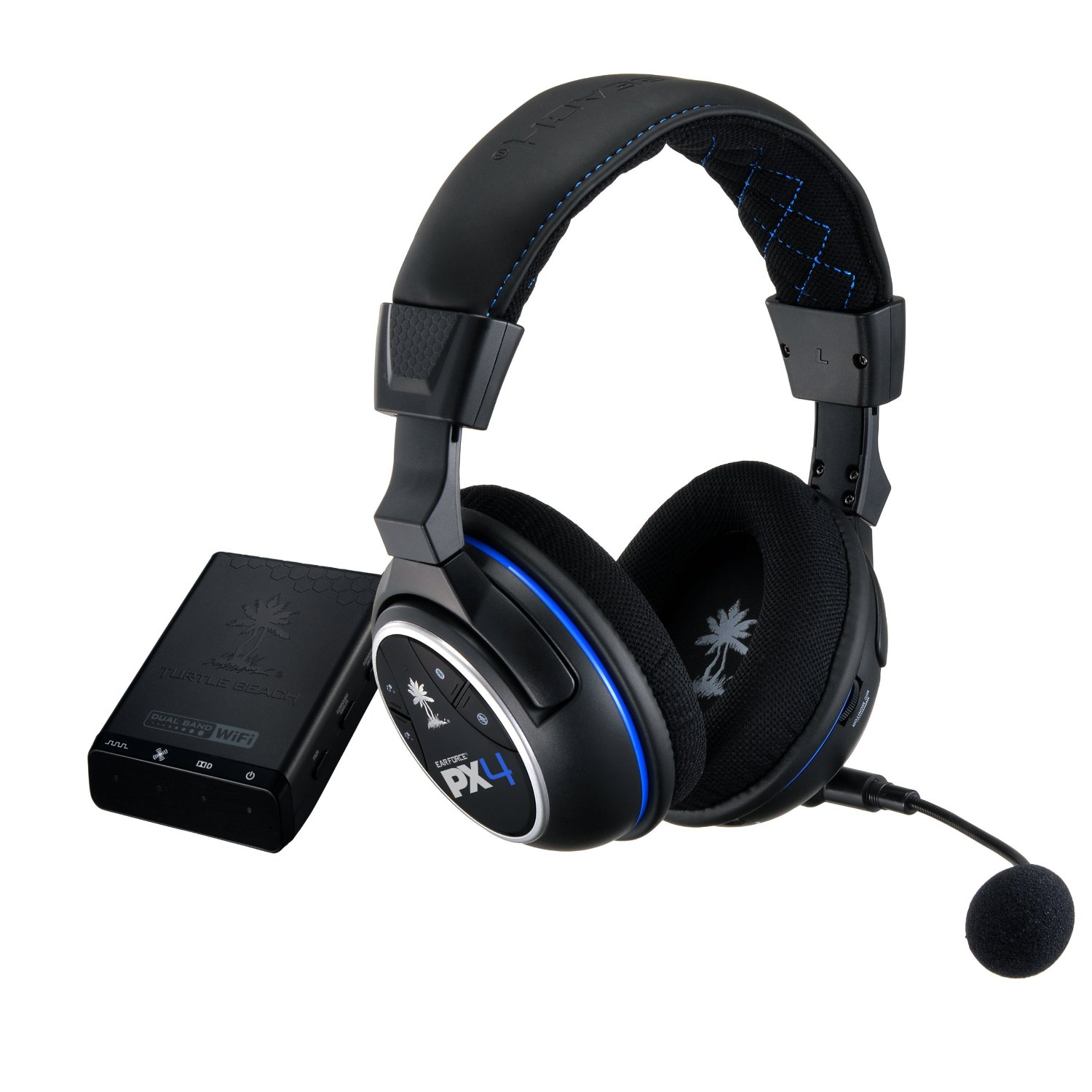 The Average Option Turtle Beach Ear Force PX4 Premium Wireless Gaming Headset