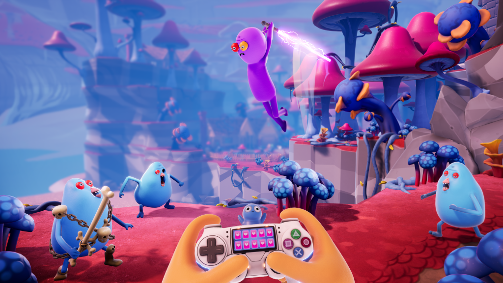 Photo of Trover Saves the Universe Screenshots